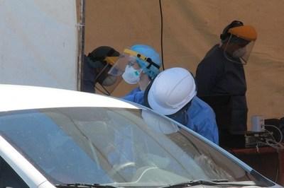 Reportan 128 nuevos casos positivos de COVID y otro fallecido