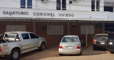 Médico da positivo al COVID-19 y clausuran sanatorio de Coronel Oviedo