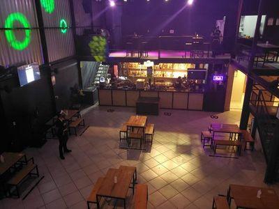 Fiscalía se constituyó en bar de San Lorenzo por supuesta aglomeración