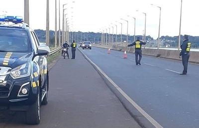 HOY / Caminera demoró a 257 conductores que manejaban bajo los efectos del alcohol