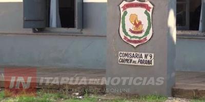MOTOCICLISTA GRAVE TRAS COLISIÓN CONTRA AUTOMÓVIL EN CARMEN DEL PNA.