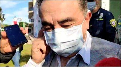 Otro detenido en sede policial de Pedro Juan da positivo al covid-19