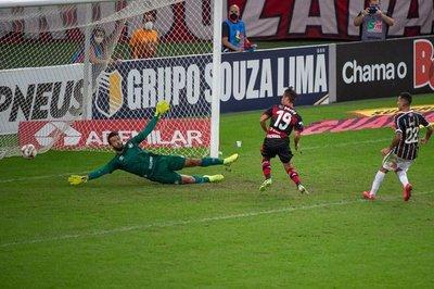 Flamengo acaricia el título carioca