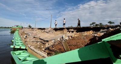 Defensa costera de Pilar mueve a 42 empresas locales