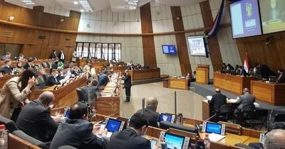 Diputados establece la suspensión parcial de las actividades presenciales por cinco días