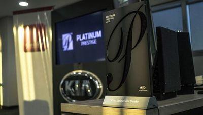 Kia Paraguay es reconocida por la Kia Motors Company por tercer año consecutivo