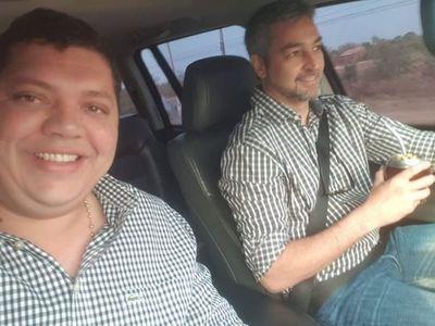 """Juancho Acosta: """"Yo estuve en comunicación con gente del Gobierno viendo y pidiéndoles a ellos que se habilite lo más rápido posible el frigorífico"""""""