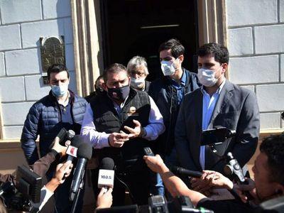 Oposición habla de   ataque cobarde en manejo del análisis de diputado