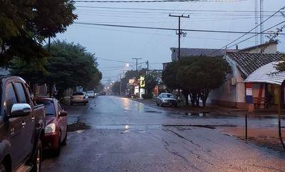 Lunes con lluvias y descenso de temperatura, anuncia Meteorología