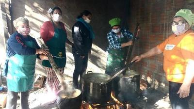 Pastoral Social pide alimentos para sostener ollas populares y paliar el hambre