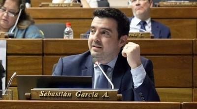 HOY / Diputado García vuelve a dar negativo y descarta Covid-19
