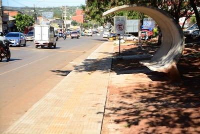 """Avanzan obras en plaza """"Las Residentas"""" del mercado"""