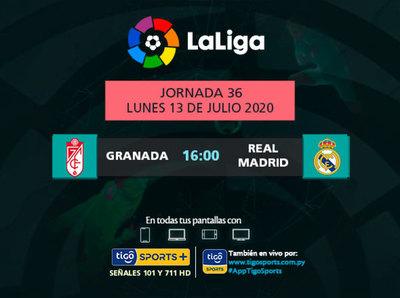 Real Madrid va por otro paso que lo acerque al título