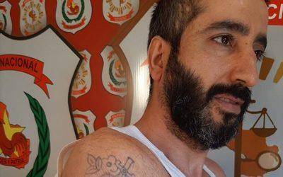 Libanés prófugo de  Brasil es detenido en  el norte de A. Paraná – Diario TNPRESS