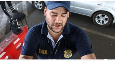 Un aduanero adicto a las drogas  protagoniza destrozos en un motel – Diario TNPRESS