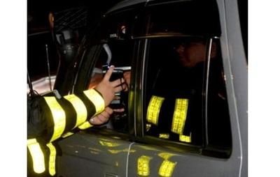 A medida que se libera tráfico durante Cuarentena Inteligente, aumentan conductores alcoholizados