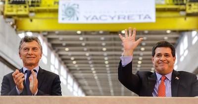 Expresidentes Cartes y Macri se reúnen conforme protocolo de Salud Pública y del CCI