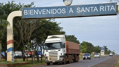 HOY / Declaran emergencia sanitaria por 60 días en Santa Rita por explosión de casos de COVID-19