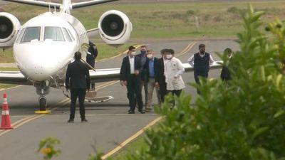 Visita de Macri no debilita imagen del presidente Abdo, según el senador Lugo