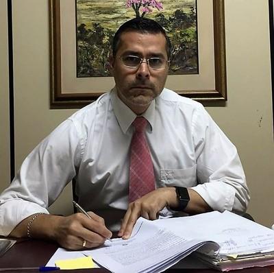Humberto Rosetti asume mañana la Fiscalía Adjunta de Alto Paraná