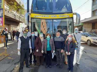 Llegarán al país 61 compatriotas desde Buenos Aires