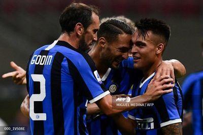 Inter remonta y se coloca segundo en la Serie A