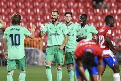 Real Madrid sigue imparable y queda a un paso del título