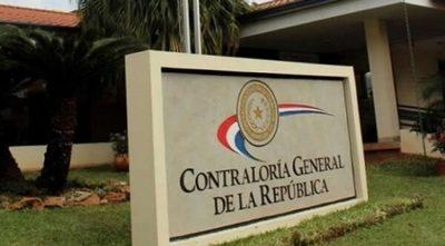 Contraloría reporta que tres funcionarios dieron positivo a Covid-19