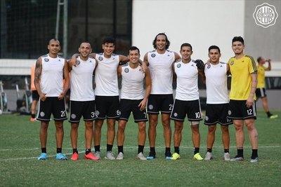 'Para la Libertadores, estamos bien con lo que tenemos', asegura Roque