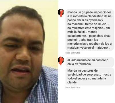 AUDIO: Denuncian matadería clandestina del concejal Martín Pochó