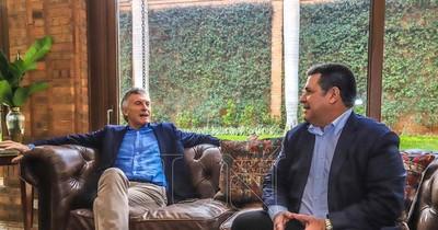 Cartes y Macri conversaron sobre la crisis generada por el covid-19
