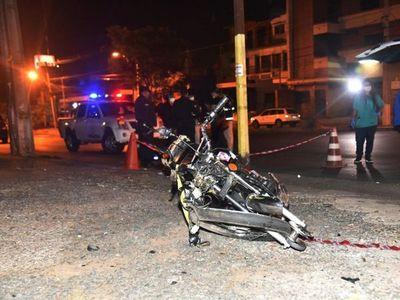 Regresa la epidemia de muertes en motocicleta sobre las rutas del país