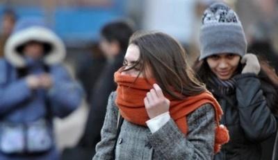 Persiste ambiente frío a fresco en todo el país.