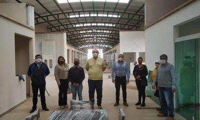 Terminal de Ómnibus del Km 30 en Minga Guazú está punto de concluir – Diario TNPRESS