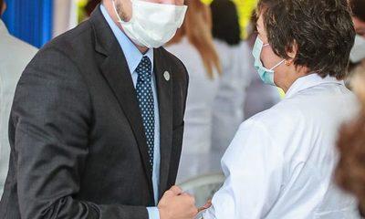 Marito promulga decreto que establece jubilación de profesionales de la salud – Diario TNPRESS
