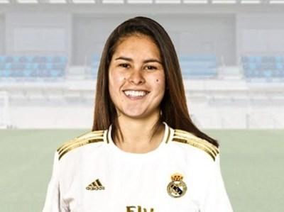 Paraguaya es nueva jugadora del Real Madrid