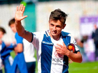 Andrés Cubas toma vuelo hacia la liga de Francia