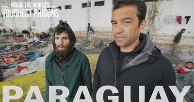 Cárcel de Tacumbú llega a Netflix, el 29 de julio