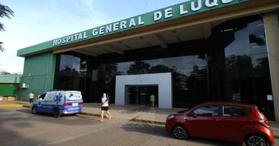 Hospital de Luque recibió a su primer paciente con COVID-19