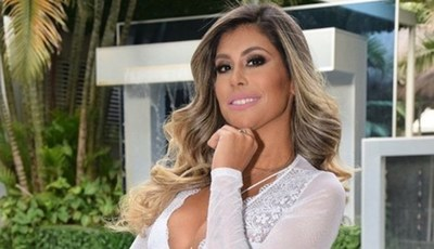 Maga Caballero lanzó frases sobre romance con el Viceministro de salud
