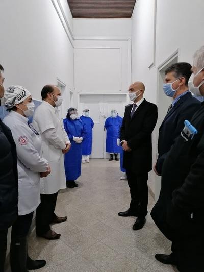 Hospital de Barrio Obrero habilitó laboratorio para toma de muestras de Covid-19