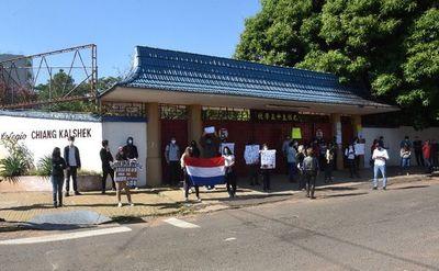 Ratifican amparo que obliga a colegio Chiang Kai Shek a retomar clases