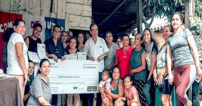 Brindan reconocimiento internacional a Fundación Paraguaya