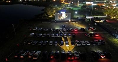 En Plaza Moeity abrirá tercer autocine en Asunción