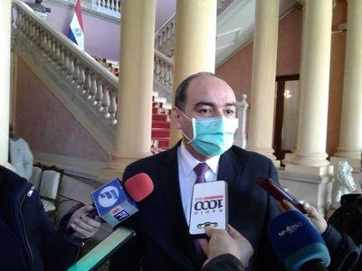 """Visita de Macri a Mario Abdo fue de cortesía, afirma canciller: """"no hay nada de agenda preestablecida"""""""