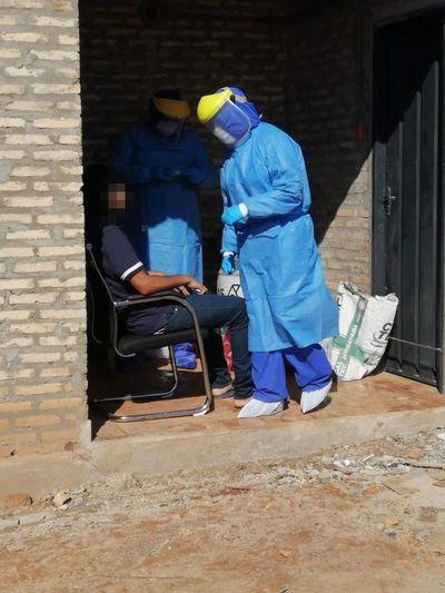 Un médico, tercer caso de COVID-19 sin nexo en Cordillera
