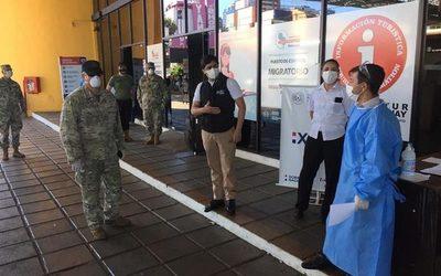 17 casos nuevos en Alto Paraná, 4 son sin nexo de Ciudad del Este