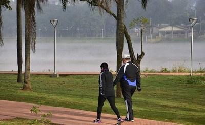 Meteorología anuncia clima frío a fresco y probables lluvias desde la tarde