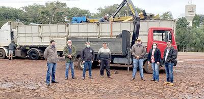 Minga Porã tendrá su fábrica de autopartes que dará trabajo a unas 200 personas