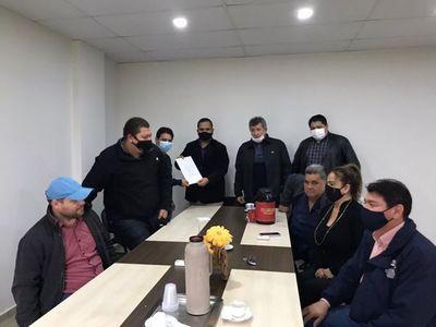 Concejales golpistas de PJC, contratan a hurreros para la Junta Municipal